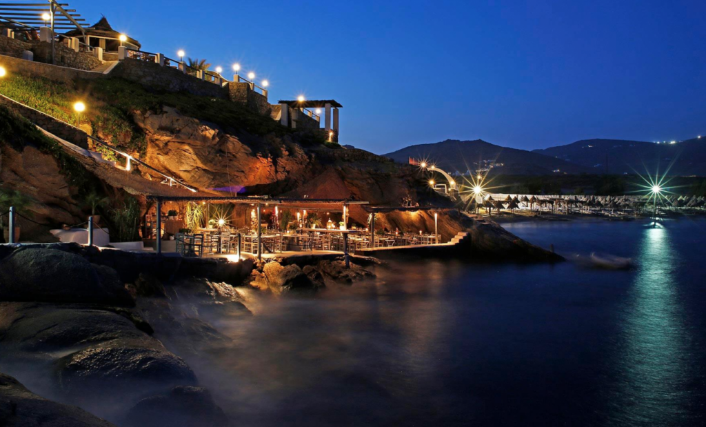 5 of the best restaurants in Mykonos